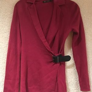 Nic and Zoe Red Tunic